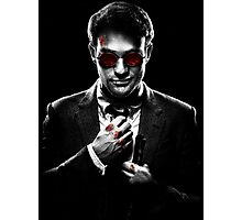 Sin City Matt Murdock [Transparent] Photographic Print