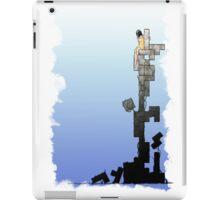 Queen of Blocks (Colored) iPad Case/Skin