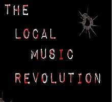 The Local Music Revolution Original Logo by TLMRpodcast