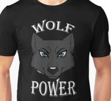 Wolf Power Unisex T-Shirt