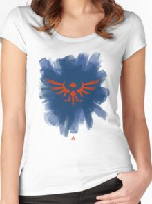 Hylian Women's Fitted Scoop T-Shirt