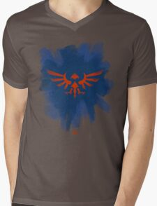 Hylian Mens V-Neck T-Shirt