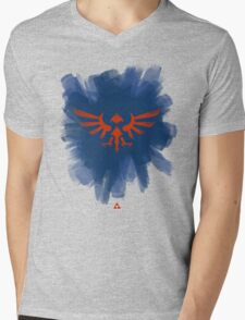 Hylian Mens V-Neck T-Shirt