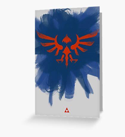 Hylian Greeting Card