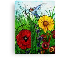 Spring Things Canvas Print