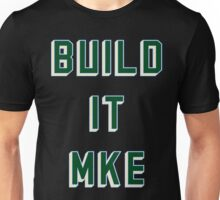 BUILD IT MKE Unisex T-Shirt
