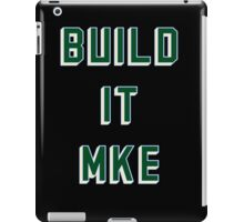 BUILD IT MKE iPad Case/Skin