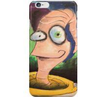 Artsy Fartsy Jim iPhone Case/Skin