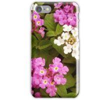 Purple drops iPhone Case/Skin
