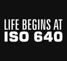 Life begins at ISO 640 by topphotogear