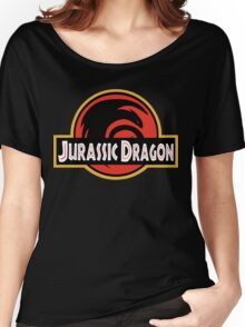 Jurassic Dragon Women's Relaxed Fit T-Shirt