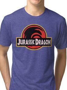 Jurassic Dragon Tri-blend T-Shirt