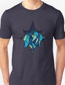 Star III: Blue/Teal T-Shirt