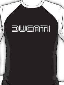 Retro Ducati T-Shirt