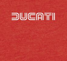 Retro Ducati Shirt Tri-blend T-Shirt