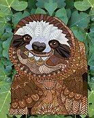 Sloth by artlovepassion