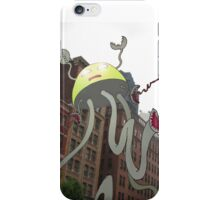 Monster Burgher iPhone Case/Skin