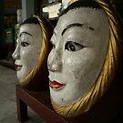 Egg Heads - Sule Paya - Yangon, Myanmar by Trishy