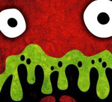 Crazy Germ Sticker