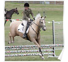 Moss Vale District Showjumper 3 Poster