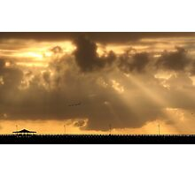 Sadngate Sunrise Photographic Print