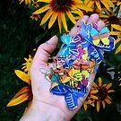 Butterflies in the Stomach  by Nira Dabush