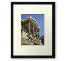 Ipswich Customs House Framed Print
