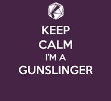 Keep Calm I'm a Gunslinger Unisex T-Shirt