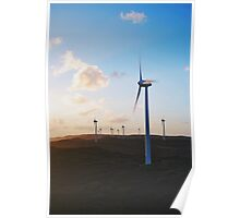 Albany Wind Farm Poster