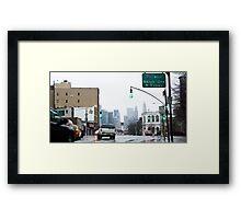 Everyday life 03 Framed Print