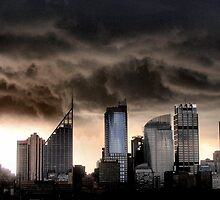 The Apocalypse, Sydney by Stephen Bakalich-Murdoch