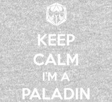 Keep Calm I'm a Paladin One Piece - Short Sleeve