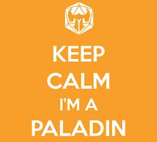 Keep Calm I'm a Paladin T-Shirt
