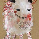 Happy Birthday Monster No.1 by benconservato