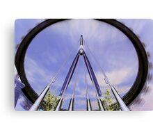 London Eye II Canvas Print