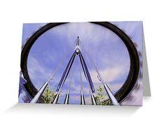 London Eye II Greeting Card
