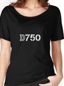 Nikon D750 Women's Relaxed Fit T-Shirt