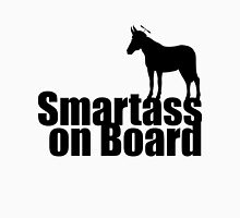 Smartass On Board Long Sleeve T-Shirt
