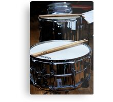 Snare Drums Metal Print