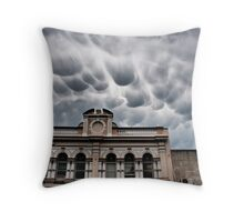 Ominous #2 Throw Pillow