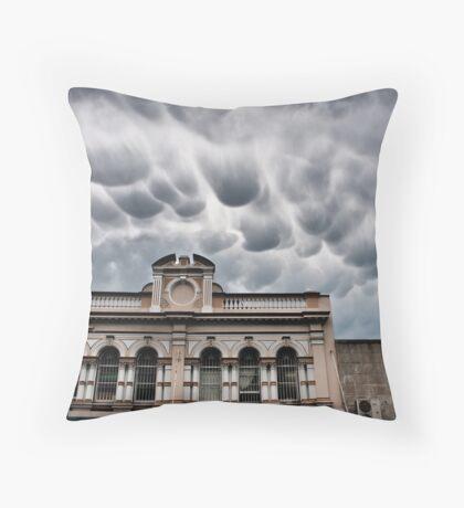 Ominous #2 Throw Pillow