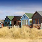 Coastal Beach Huts by naffarts