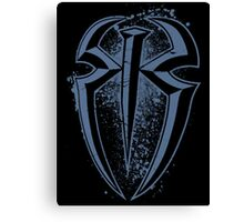 Roman Reigns RR Logo Canvas Print