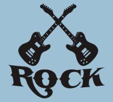 Rock Guitars by KimberlyMarie