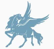 Pegasus Silhouette by KimberlyMarie