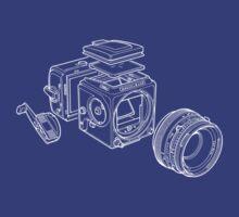 Hasselblad 503 V3 by David Jenkins