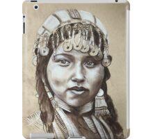 Nomadic Bride  iPad Case/Skin