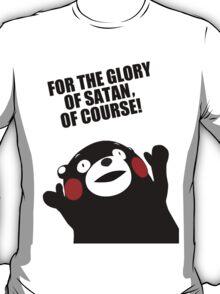 Satanic Kumamon  T-Shirt