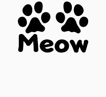 Cat Paw Meow Unisex T-Shirt