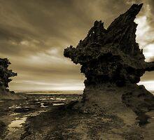 A visit to Erosion City by Robert Mullner